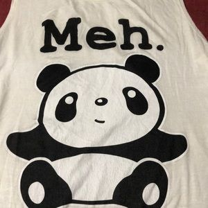 Meh Tank top made in the USA